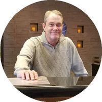 Picture of Jim Peck, of Jackson Hotel Management